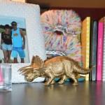 DIY: Gold Desk Accessories