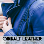 COBALT LEATHER