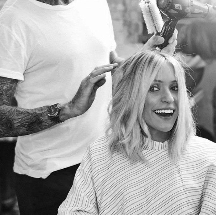 10 Long bob haircut styles Kristin Cavallari