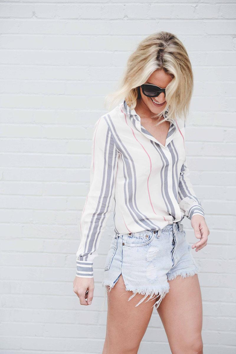 so-sage-blog-blouse-and-denim-shorts