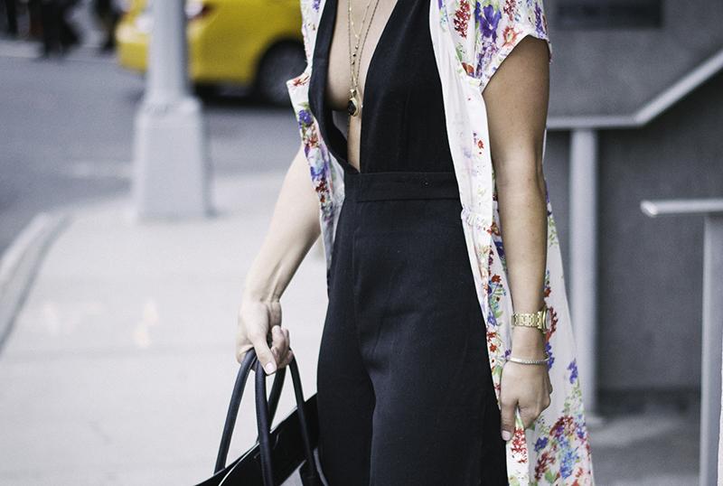 floral-cardigan-black-romper