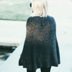 Fall Trend: Cape Sweater
