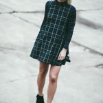 Plaid Swing Dress + 90's Inspired