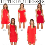 Little Red (holiday) Dress