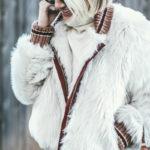 Funky Faux Fur Outerwear