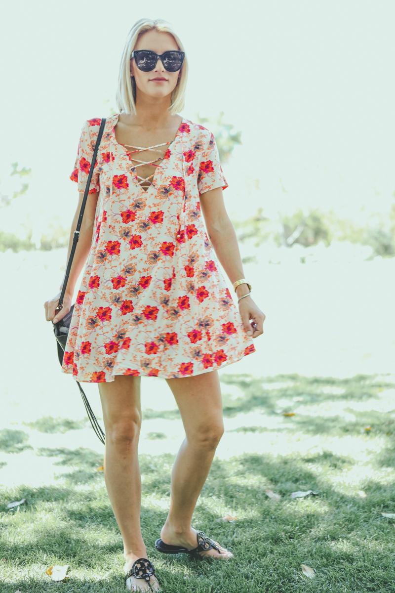 floral-laceup-dress-ASTR