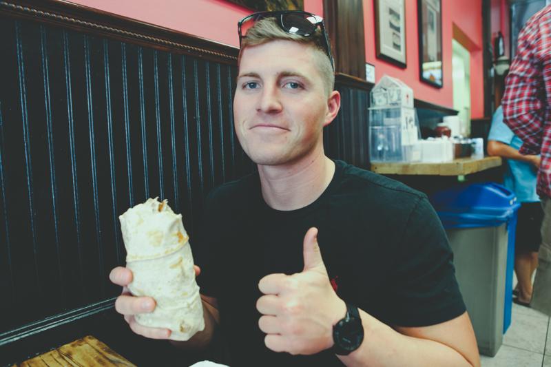 lily's burritos malibu, CA