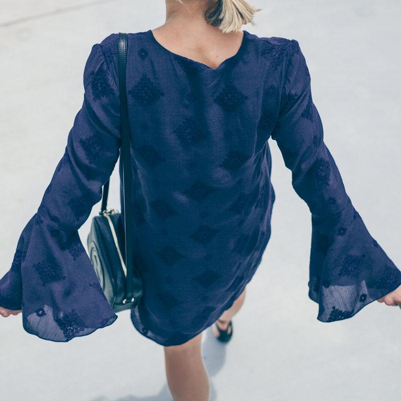 navy-bell-sleeve-dress