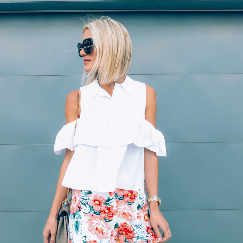white-ruffled-cut-out-shoulder-top