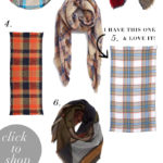 8 Blanket Scarves Under $30