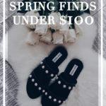 12 Spring Finds < $100