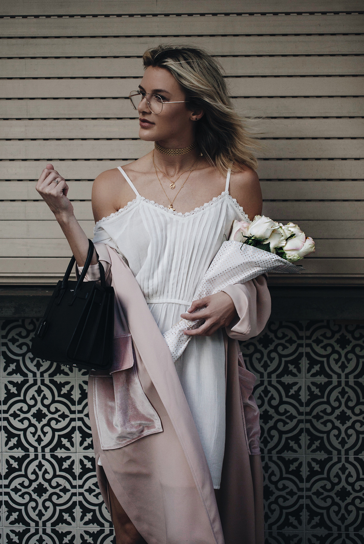 cute day date dress outfit