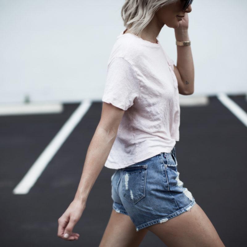 denim shorts under 60