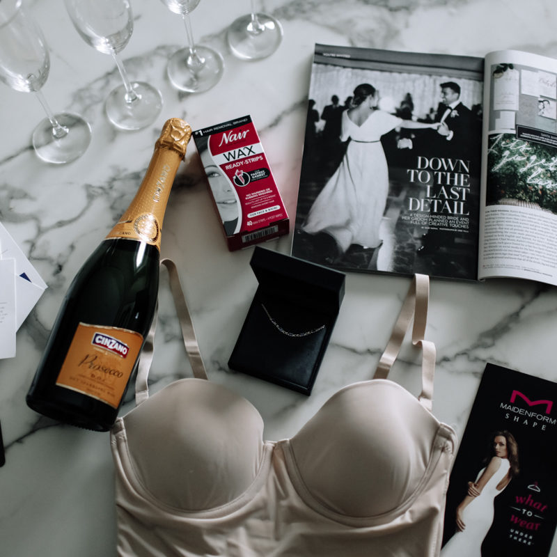 So Sage Blog's 5 bridal essentials