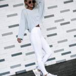 The Most Flattering White Moto Leggings (on Sale!)