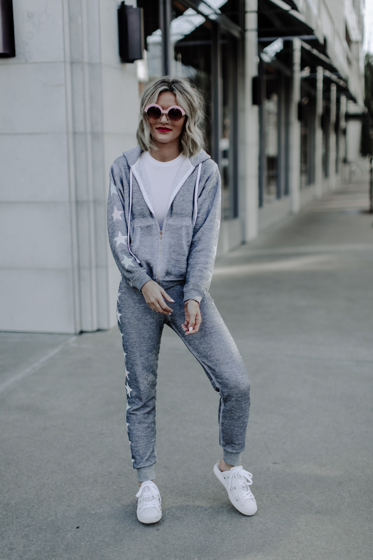 comfy loungewear you can't live without on blogger So Sage