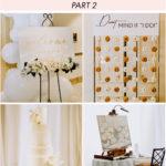 Our Wedding / Vendor Recap Part 2