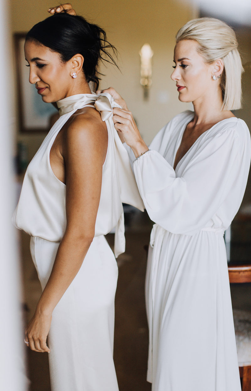 bridesmaid gift ideas for the day of your wedding