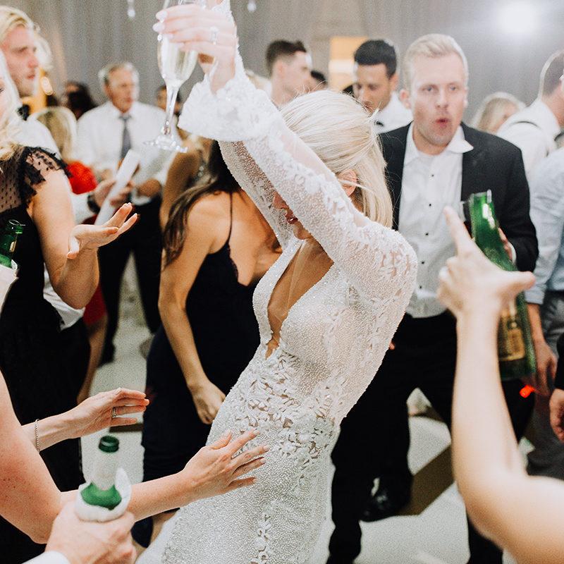 Georgia Bridgwater Band at Dallas luxury wedding