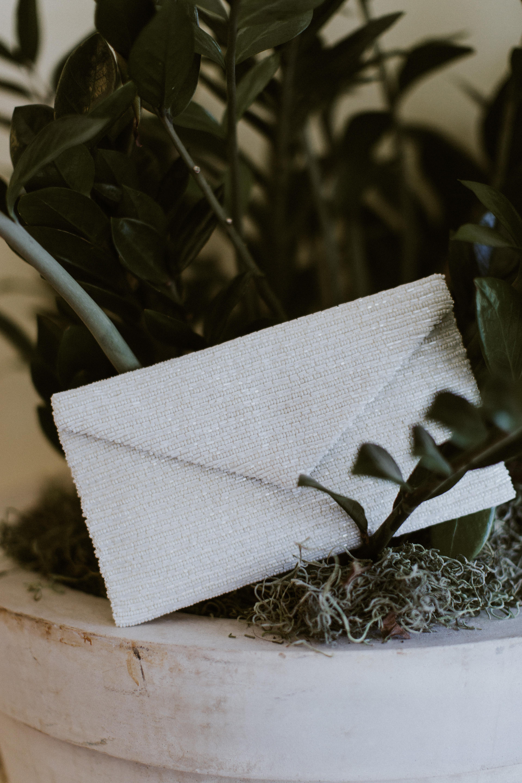 bridal party gifts sequin handbags bhldn