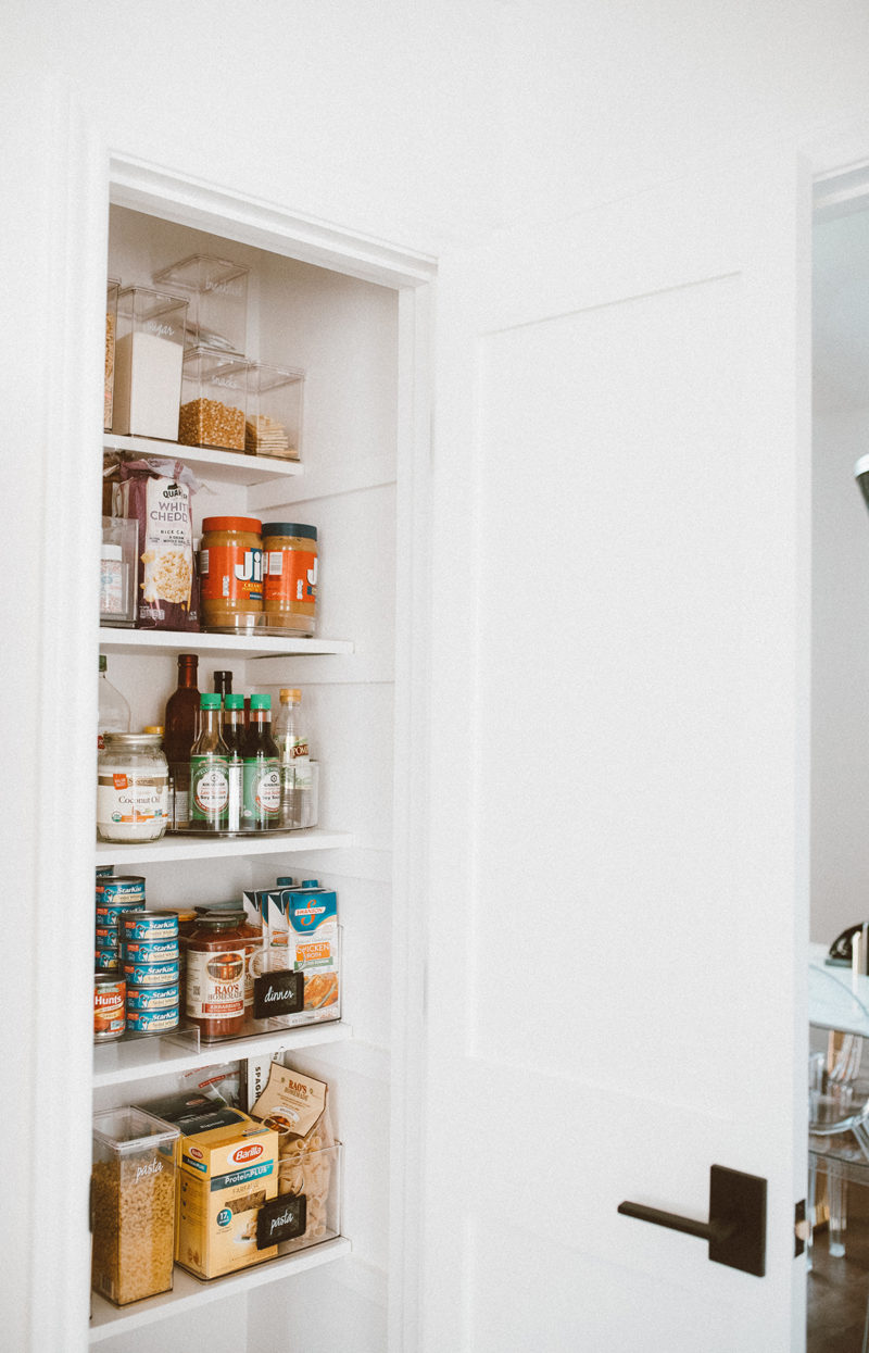 so sage blog small pantry organization hacks