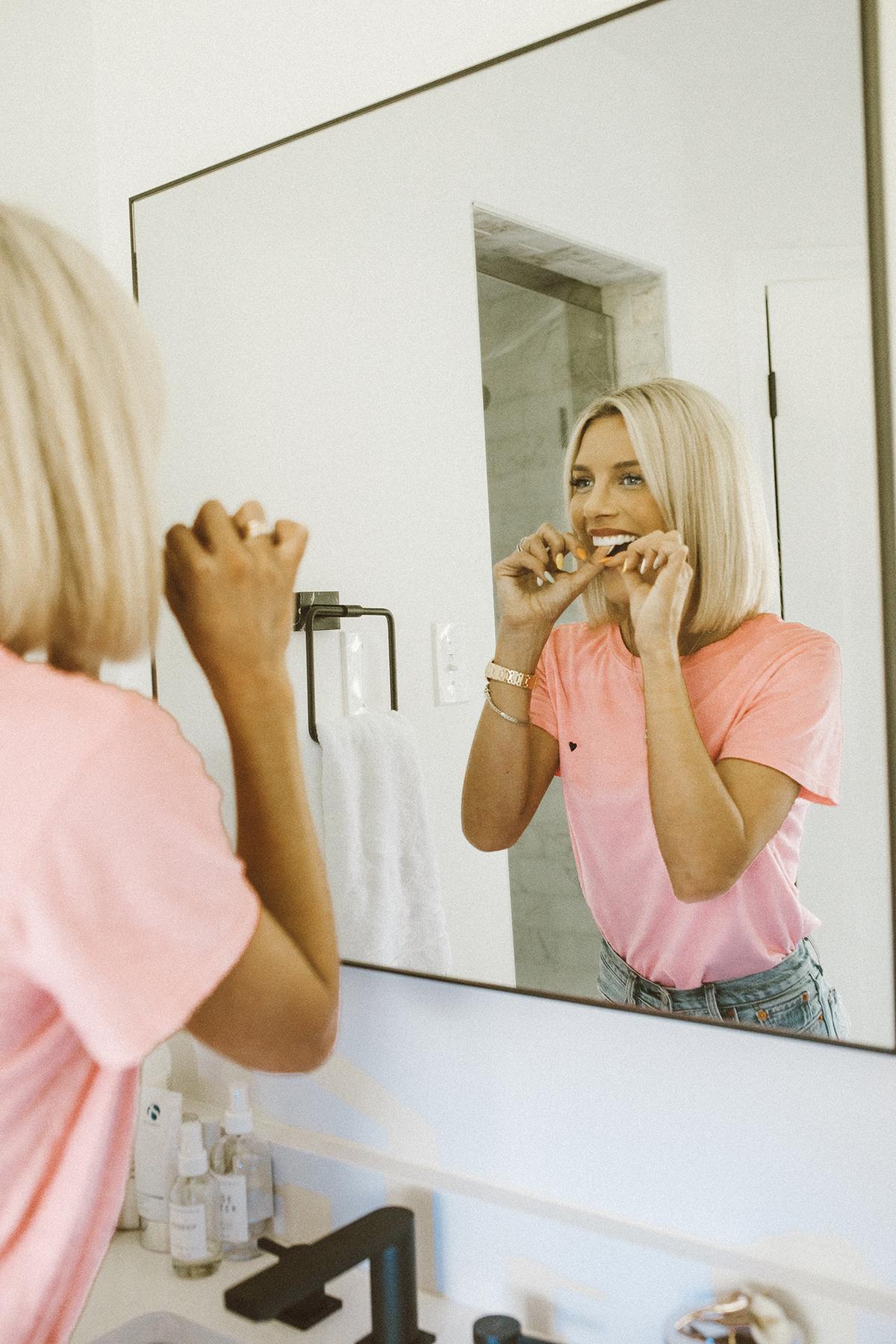 Arc Whitening My Secret To A Brighter Smile So Sage Blog