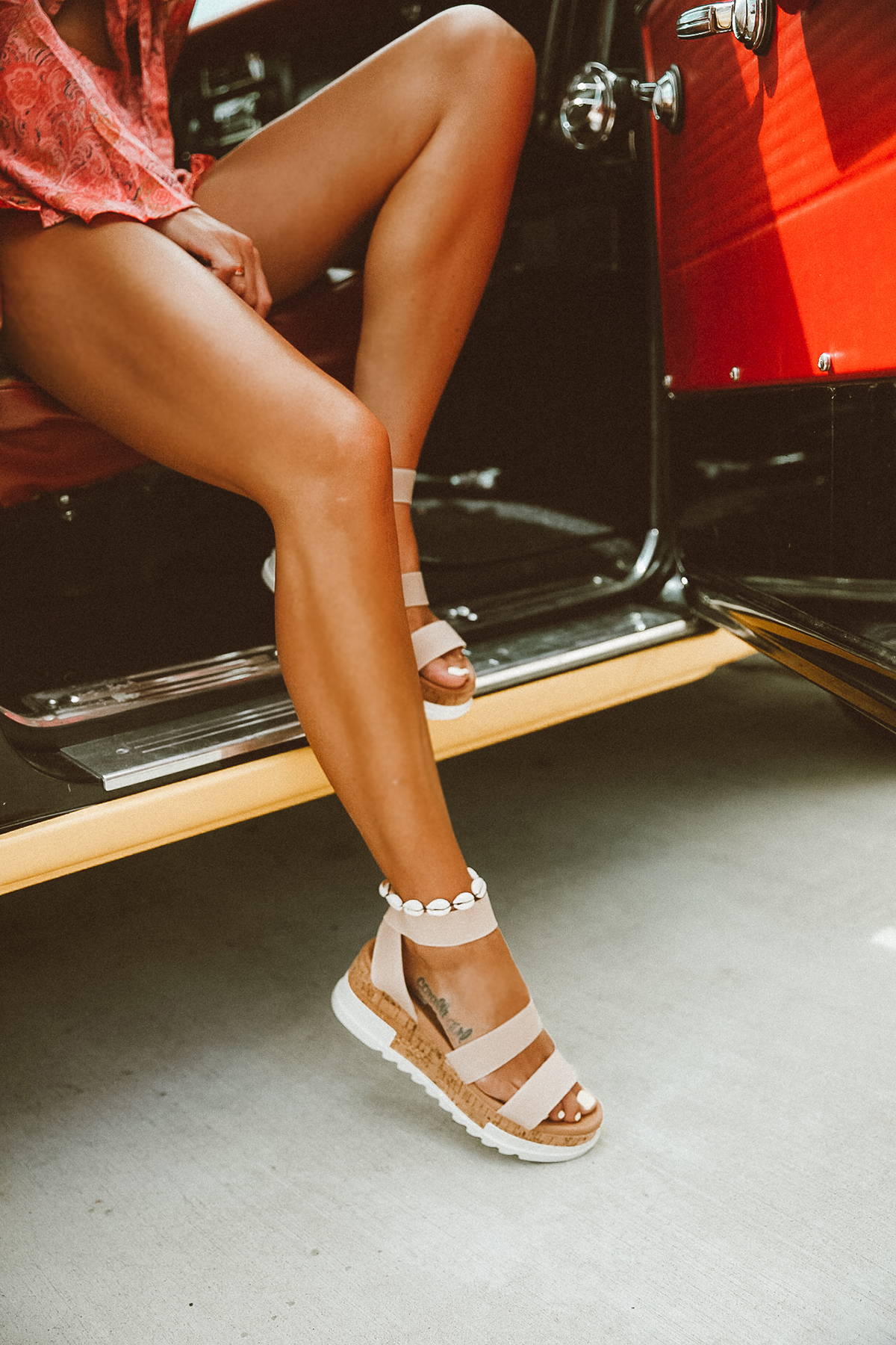 cute sandals for summer on So Sage Blog