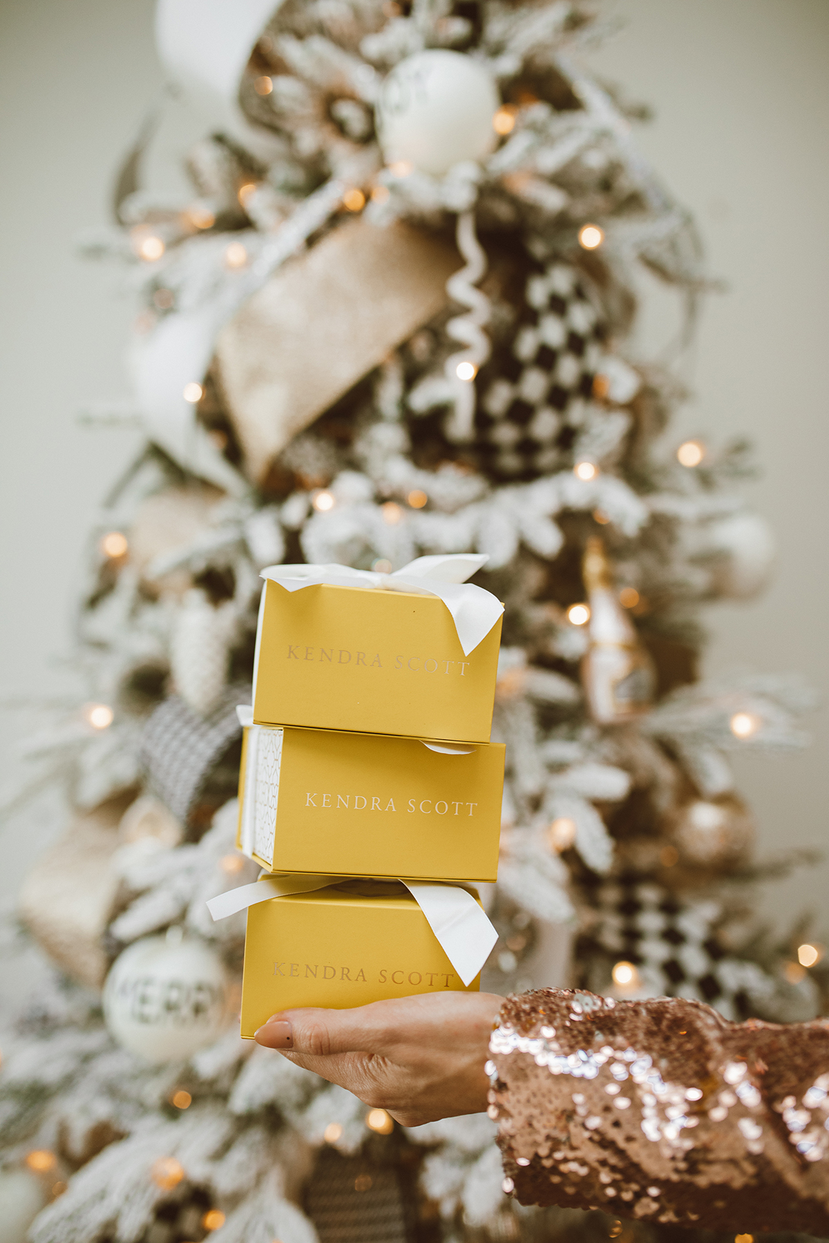 christmas gifts from Kendra Scott